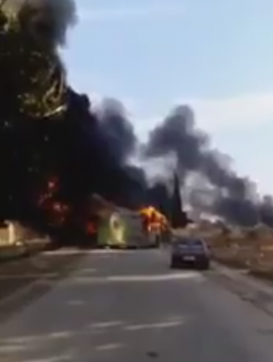 Gunmen attack buses sent to evacuate Syria pro-regime villages