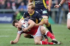 Three second-half tries not enough for Ulster as powerful Clermont ease home