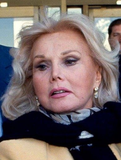Hollywood legend Zsa Zsa Gabor dies aged 99
