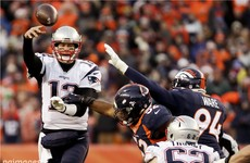 'No masterpiece' but Patriots get the job done against Broncos to book playoff berth