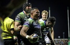 'Traditionally 20 gets you there' - Connacht have shot at quarter-final