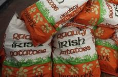 Irish farmers have slammed supermarkets for selling cheap potatoes