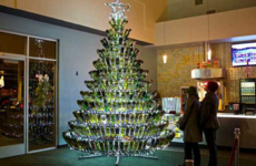 Just 18 brilliantly creative Christmas trees