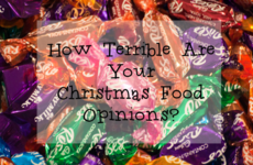 How Terrible Are Your Christmas Food Opinions?