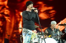 Red Hot Chili Peppers postpone this week's Dublin gigs