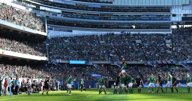9 great matches that defined Irish rugby in 2016
