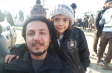 Where is Bana? Seven-year-old girl who tweeted the Aleppo siege found safe and well