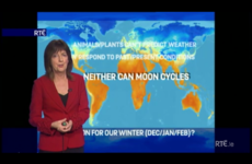 Fake weather: Evelyn Cusack on long-range forecasters, and why you shouldn't trust them