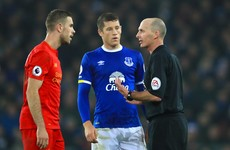 Ross Barkley is a very lucky boy after x-rated challenge on Jordan Henderson