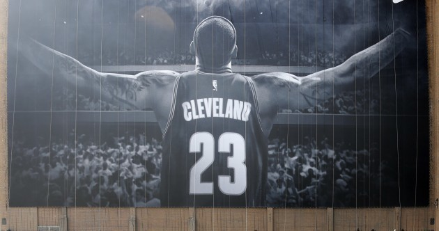 Are you the Cavs or the Browns - How well do you remember the US sports year?