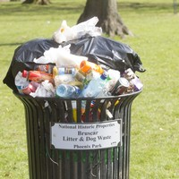 Dublin could be getting 800 new solar-powered smart rubbish bins