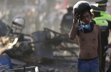 31 dead and over 70 injured after huge explosion at fireworks market