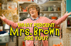What Percent Mrs Brown Are You?