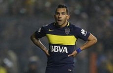 Carlos Tevez will earn £1 a second if he moves to China - reports