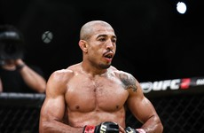 Aldo claims his next fight will be for an interim UFC lightweight title