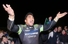 Aki admits he over-reacted to news of Pat Lam's Connacht departure