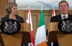 Theresa May is coming to Ireland next month