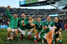 In pics: 9 significant moments from the Irish rugby year