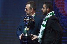 Just weeks after plane crash tragedy, Chapecoense receive Copa Sudamericana trophy