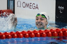 Ellen Keane's remarkable journey from self-conscious 'girl with one arm' to Paralympic medallist
