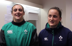 Irish Sevens stars Hannah Tyrrell and Audrey O'Flynn take on The42 Christmas Quiz