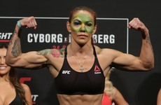 UFC star Cristiane 'Cyborg' Justino gets potential Anti-Doping Policy violation