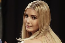 Man ejected from flight after confronting Ivanka Trump