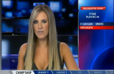 We'll miss you, Georgie: Presenter bids farewell to Sky Sports News