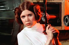 Actress Carrie Fisher taken to hospital after 'heart attack on plane'
