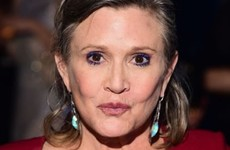 Carrie Fisher in intensive care after 'heart attack on flight'