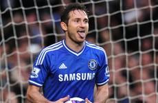 Any games Antonio? Lampard 'would love' Chelsea return