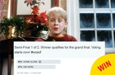 The dramatic 'World Cup of Christmas Films' is dividing everyone on Twitter