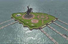 India has begun building a HUGE new statue that will cost over €500 million