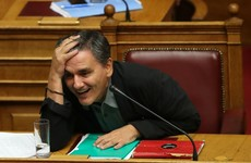 Greek Finance Minister takes sly dig at creditors by sending Scrooge-themed Christmas cards