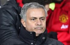Man United upturn leaves Mourinho feeling at home