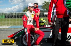 Michael Schumacher's son steps closer to Formula One