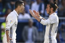 'I thought Ronaldo, Bale and Kroos could join Man United'