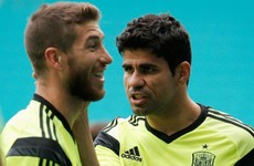 'Sparks flew in battles with Pepe and Sergio Ramos - I loved it!'