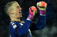 Chelsea and Liverpool linked with move for Joe Hart