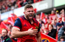 Munster close to finalising deal to keep Taute until end of season