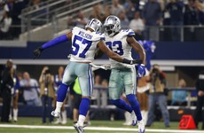 Cowboys keep Lions waiting with 42-21 rout
