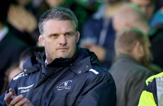 Former Irish international added to the Connacht coaching ticket for the remainder of the season