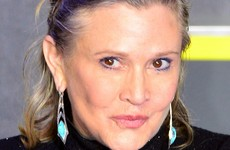 Carrie Fisher has died at the age of 60