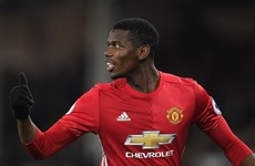 Mourinho backs 'best midfielder in the world' Pogba to win a Ballon d'Or
