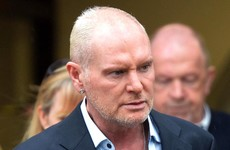 Paul Gascoigne hospitalised following alleged drunken brawl at London hotel