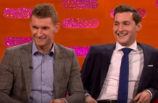 WATCH: The O'Donovan brothers owning the couch on Graham Norton's New Year's Eve special