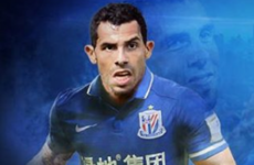 €70 A MINUTE? Tevez completes Shanghai move to become world's best-paid footballer