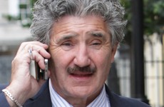 John Halligan believes the government won't serve its full term