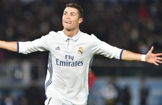 Ronaldo subject of €300m bid from China, claims his agent