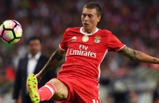 Swedish defender left out of Benfica squad amid Man United speculation